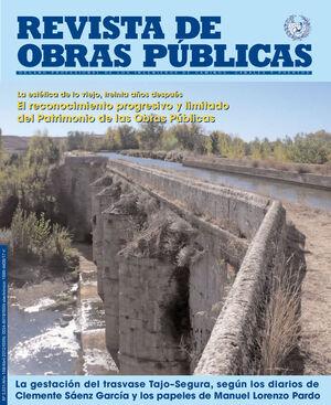 2012 ABRIL Nº 3531 REVISTA DE OBRAS PÚBLICAS