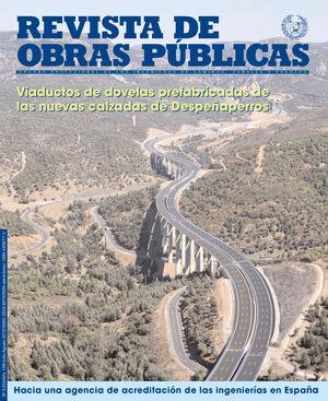 2012 JULIO-AGOSTO Nº 3534 REVISTA DE OBRAS PÚBLICAS