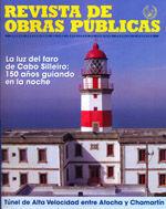 2012 DICIEMBRE Nº 3538 REVISTA DE OBRAS PÚBLICAS
