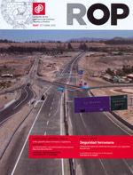 2013 OCTUBRE Nº 3547 REVISTA DE OBRAS PÚBLICAS