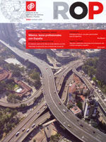 2015 MARZO Nº 3563 REVISTA DE OBRAS PÚBLICAS