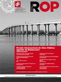 2015 NOVIEMBRE Nº 3570 REVISTA DE OBRAS PUBLICAS