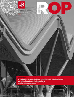 2016 ENERO Nº 3572 REVISTA DE OBRAS PÚBLICAS
