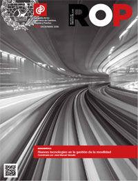 2018 DICIEMBRE Nº 3604 REVISTA DE OBRAS PÚBLICAS