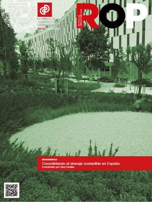 2019 MARZO Nº 3607 REVISTA DE OBRAS PÚBLICAS