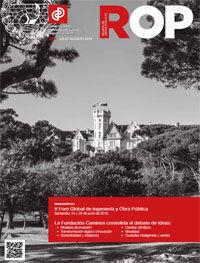 2019 JULIO-AGOSTO Nº 3611 REVISTA DE OBRAS PÚBLICAS