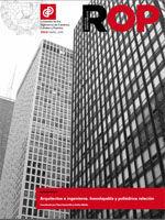 2015 ABRIL Nº 3564 REVISTA DE OBRAS PÚBLICAS